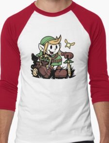 Vintage Link Men's Baseball ¾ T-Shirt