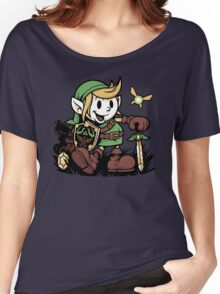 Vintage Link Women's Relaxed Fit T-Shirt