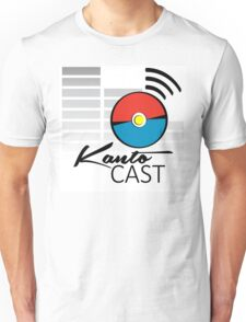Kanto Cast Podcast Unisex T-Shirt