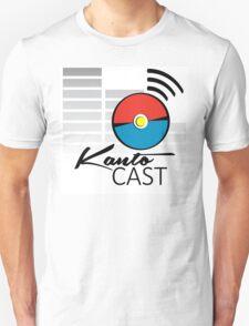 Kanto Cast Podcast T-Shirt