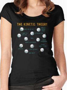 The Kinetic Theory Women's Fitted Scoop T-Shirt