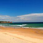 Woolamai Surf Beach, Phillip Island, Victoria  by Joel Brown