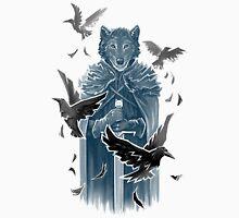 Wolf And Ravens Unisex T-Shirt