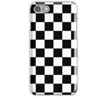 Checkerboard iPhone Case iPhone Case/Skin