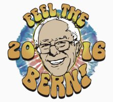 Feel The Bern Sanders for President One Piece - Short Sleeve