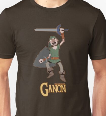 The Legend of Ganon Unisex T-Shirt