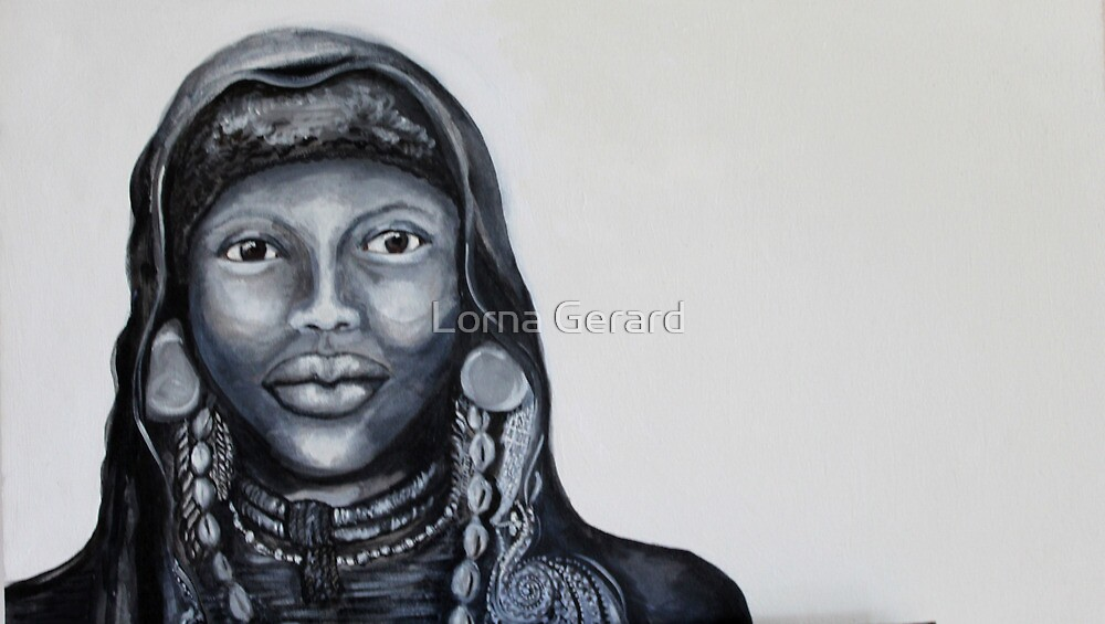 Proud African by Lorna Gerard