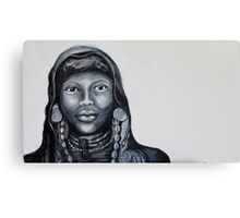 Proud African Canvas Print