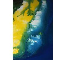 Island Sand Dune Photographic Print