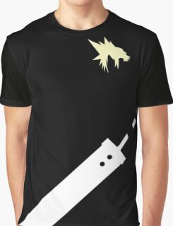 Minimal Cloud Graphic T-Shirt