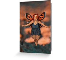 The Cutest Fairy Greeting Card