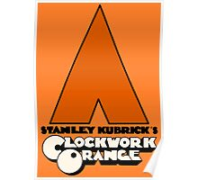 A Clockwork Orange I Poster