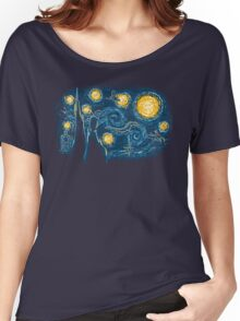 Hayao's Stars Women's Relaxed Fit T-Shirt