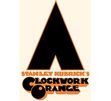 A Clockwork Orange II Photographic Print