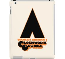 A Clockwork Orange II iPad Case/Skin
