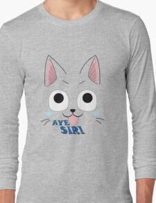 Aye Sir! Long Sleeve T-Shirt
