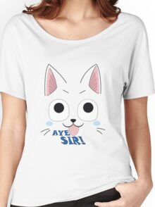 Aye Sir! Women's Relaxed Fit T-Shirt