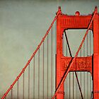 """Golden Gate""  by Fern Blacker"
