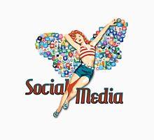 Social Media Fairy T-Shirt