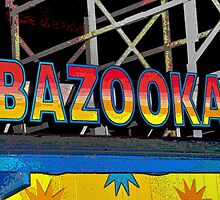 Bazooka by Gail Jones