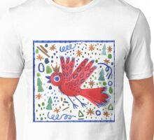 The Bird That Wore A Crown Unisex T-Shirt