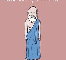 Socrates by Ben Kling