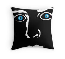 SebastiAn Ed Banger Ross Ross Ross Throw Pillow