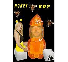 Ƹ̴Ӂ̴Ʒ HONEY BEE BOP Ƹ̴Ӂ̴Ʒ Photographic Print