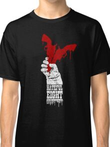 Blood, Snow & Hate Classic T-Shirt