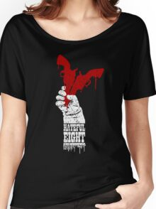 Blood, Snow & Hate Women's Relaxed Fit T-Shirt