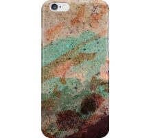 Colorful Cement Bar Top iPhone Case/Skin