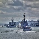 70th Anniversary of New Zealand's Navy........ by Roy  Massicks