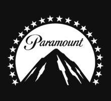 Paramount Logo White by TaVinci
