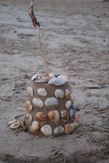 Sand Castle by Claire Jackson