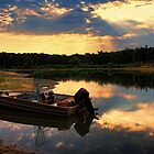 Let's Go Fishing by Carolyn  Fletcher