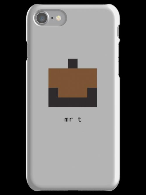 Pixelebrity - Mr T by mattoakley