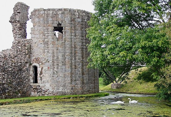 Whittington Castle : see description by AnnDixon