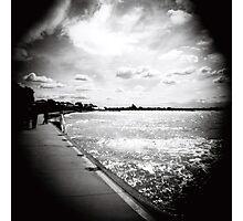 Barwon Heads sky Photographic Print
