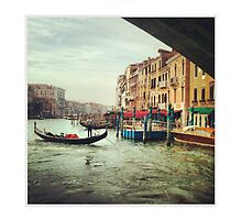 Grand Canal, Venice by MassimoConti