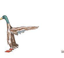 Duck! by russellnewton
