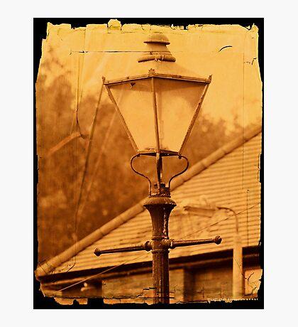 LAMPLIGHT Photographic Print