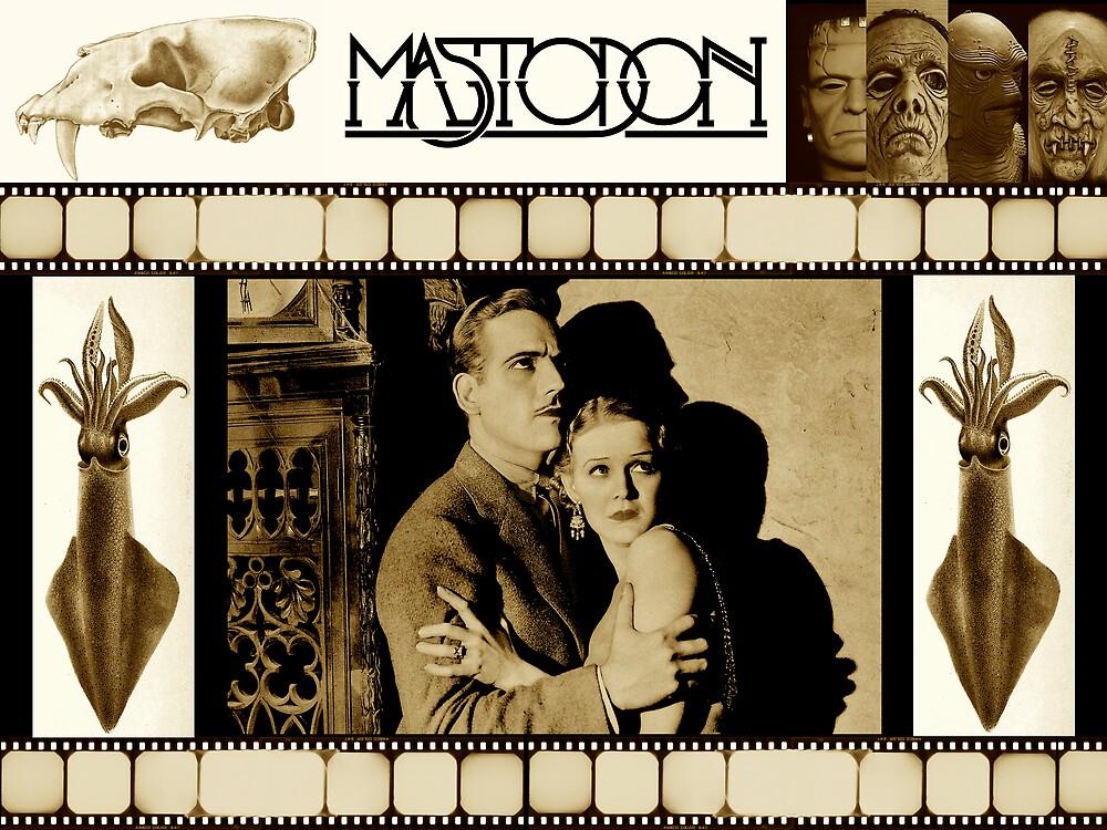 Mastodon Poster by junestar00