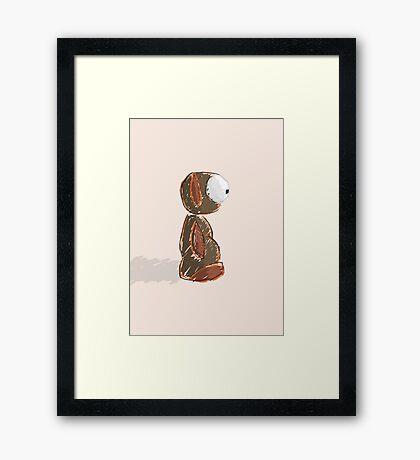 Skyo Framed Print