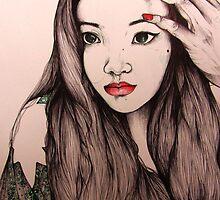 Self by Xiao T Ye