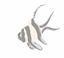 sad fish by Amy Palmer