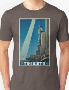 Vintage poster -Trieste T-Shirt