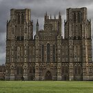 wells cathedral by murch22