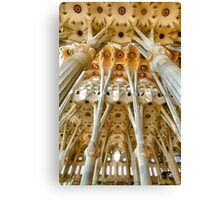 Church Canvas Print