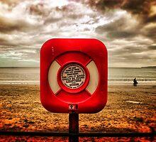 Scarborough beach by Maria Tzamtzi