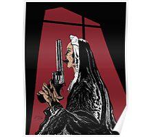 Nun With a Gun Poster